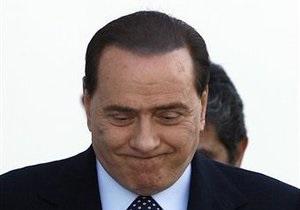 Берлусконі не з явився на слухання у  справі Рубі  через проблеми зі здоров ям