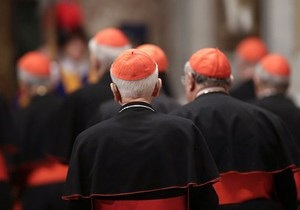 Папа Римський - конклав - голосування