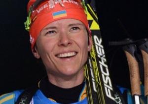 Российская биатлонистка с украинским паспортом: Чувствую я себя на олимпийских трассах очень хорошо