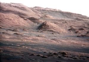 Марс - вода