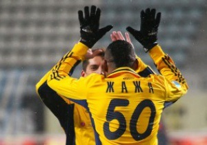 Металлист в дебюте добыл победу над Арсеналом