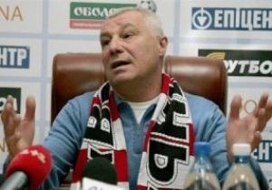 Тренер Волині: Динамо - команда високого рівня, незалежно від того, поранена вона чи ні