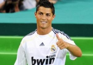 Роналду обогнал Бекхэма и Зидана по количеству проданных футболок