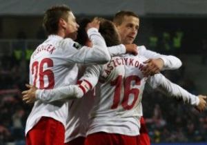 Сборная Польши огласила состав на матч с Украиной