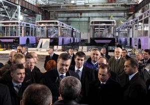 Новости Львова - Испытывающий трудности ЛАЗ может перенести производство автобусов из Львова в Днепродзержинск