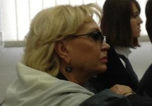 Щербань - вбивство Щербаня - Кужель - Печерський суд завершив допит Кужель у справі Щербаня