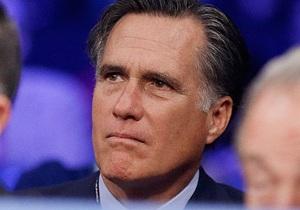 Мітт Ромні - США - компанія сина
