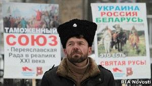ВВС Україна: Реклама Митного союзу. Заборонити не можна ігнорувати