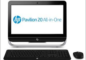 Комп ютери на Linux - моноблоки HP - HP випустила Pavilion 20 на платформі Ubuntu