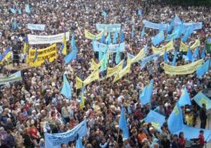 ВВС Україна: Весняне загострення у Криму