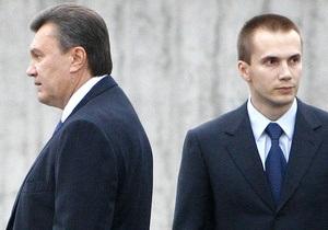 Янукович - Олександр Янукович - влада - Колишній глава столичної міліції: Син Януковича контролює податкову, митницю і правоохоронні органи