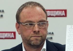 Власенко - опозиція - ВАСУ - Макеєнко - Опозиція готова зробити все, аби звільнити голову регламентного комітету через справу Власенка