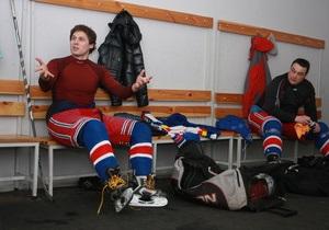 Корреспондент: Лід і полум я. В Україні само організовується потужний хокейний рух
