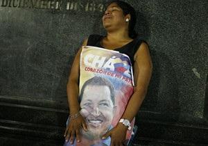 Смерть Уго Чавеса: реакція світу