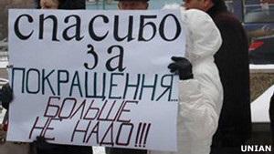 2013-й рік розпочався зі зниження реальної зарплати українців