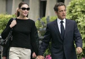 Франція - Саркозі - президентство