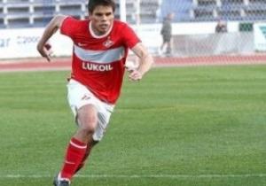 Вукоевич вышел в основе Спартака в первом же матче