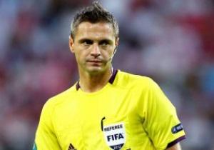 Стал известен арбитр ответного матча Шахтера в Лиге Чемпионов