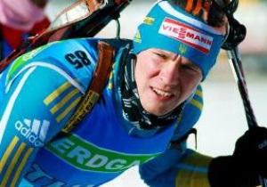 Украинец Дериземля завоевал бронзу на этапе Кубка мира по биатлону