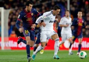 Реал - Барселона. 1/2 Кубка Испании Барселона – Реал – 1:3