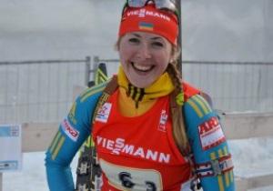 Биатлон. Украинки стали третьими в эстафете на чемпионате Европы