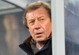 Семин: Украинские клубы недооценили соперников в Лиге Европы