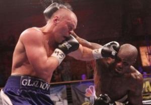Судьи не дали украинцу Глазкову выиграть бой у непобедимого американца