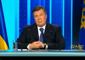 Януковича попросили поддержать строительство овощехранилищ
