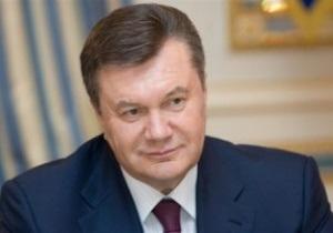 Янукович хочет провести Олимпиаду вместе со Словакией и Польшей