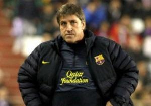 Тренер Барселоны: В ответном матче мы можем переломить ход борьбы
