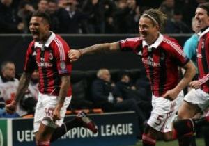 Милан сенсационно разбирается с Барселоной