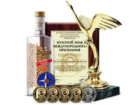 ТМ  Хлібний Дар  завоевала главный приз - Гран-при международного конкурса  Продэкспо-2013 !
