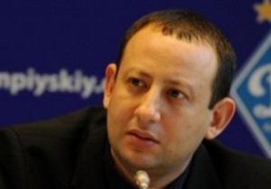 Уволен гендиректор главного стадиона Украины