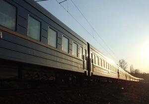 РЖД возобновляет продажу билетов в Украину
