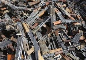 В топ-100 производителей оружия не попала ни одна украинская компаний