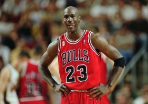 Легендарный спортсмен Майкл Джордан празднует юбилей