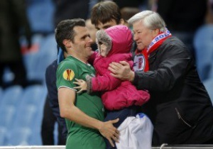 Фотогалерея. Влюбленные в футбол. Самые яркие кадры игрового дня Лиги Европы