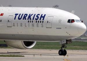 Turkish Airlines - Крупнейшая в Европе авиакомпания намерена увеличить пассажиропоток в Украине почти вполовину