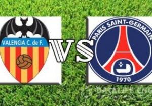 Валенсия - ПСЖ - 0:2. Матч 1/8 финала Лиги Чемпионов