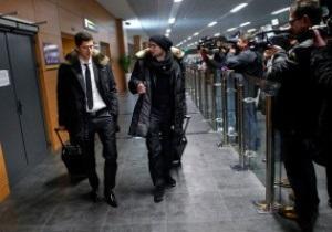 Боруссия прилетела в Донецк на поединок с Шахтером