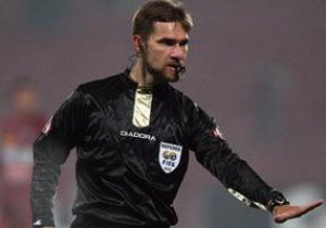Динамо и Бордо в Лиге Европы рассудит румынский Брэд Питт