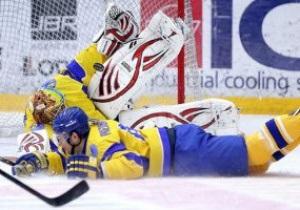 Хоккейная сборная Украины позорно завершила квалификацию на Олимпиаду