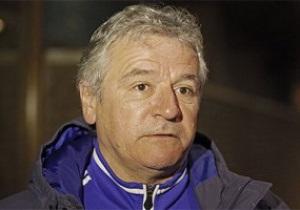 Тренер Динамо: События на поле были похожи на борцовские схватки