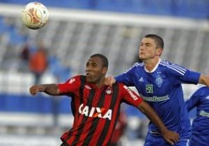 Динамо проиграло в полуфинале Marbella Cup бразильцам