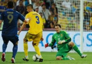 Пятов: В матче с Норвегией мы с задачей справились