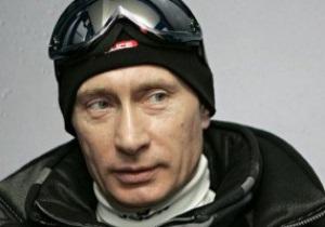 Молодцы, хорошо работаете - Путин отчитал олимпийского чиновника