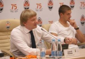 Гендиректор Шахтера: Ракицкий не приехал в сборную, чтобы обезопасить других игроков