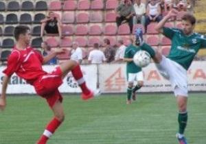 Две украинские футбольные команды обвиняют в договорном матче