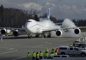 Boeing просит разрешение на проведение испытательных полетов нашумевшего Dreamliner