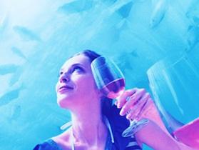 Новая возможность поужинать в подводном ресторане от ПриватБанка! Теперь в Дубае!